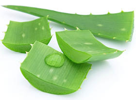 Natural Aloe Vera Supplements