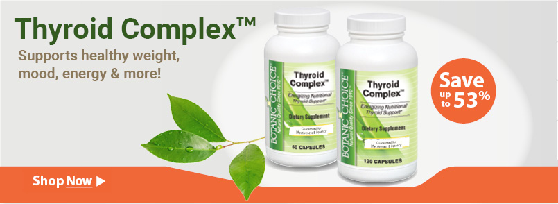 Supports healthy weight, mood, energy & more!