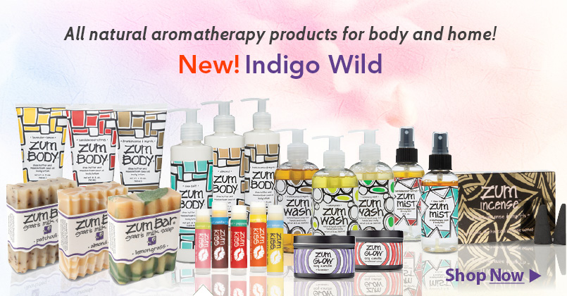 Shop Indigo Wild at Botanic Choice All natural aromatherapy products for body and home!
