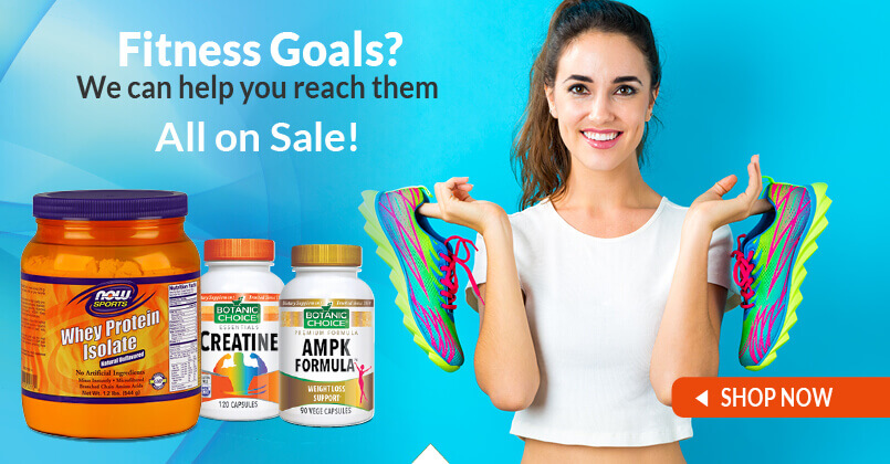 Finally, to maximize your efforts consider a weight loss supplement and vitamin from Botanic Choice. You'll find blends that curb cravings, burn calories, combat metabolism, and fight stress hormones.