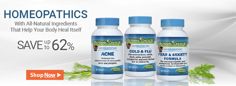With all-natural ingredients that help your body heal itself.