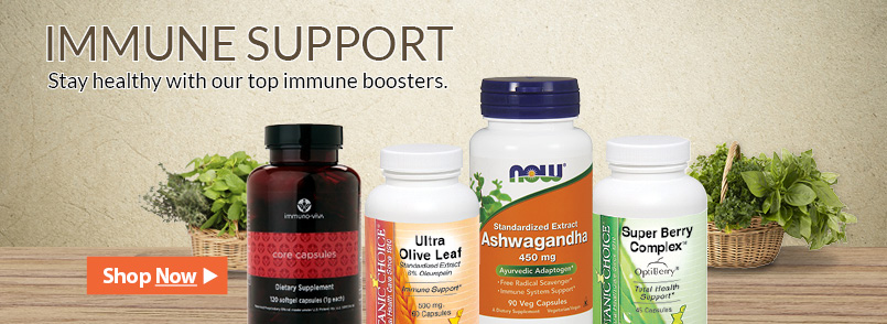 Try one of these your these time-tested immune supporters today.