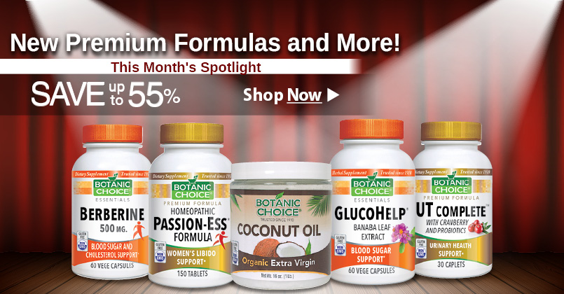 Shop Now for New Premium Formulas and More!