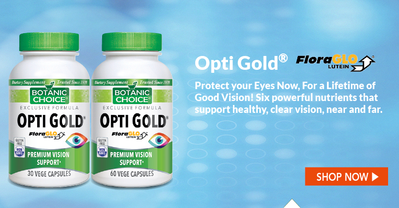 Protect your Eyes Now, For a Lifetime of Good Vision! Six powerful nutrients that support healthy, clear vision, near and far.