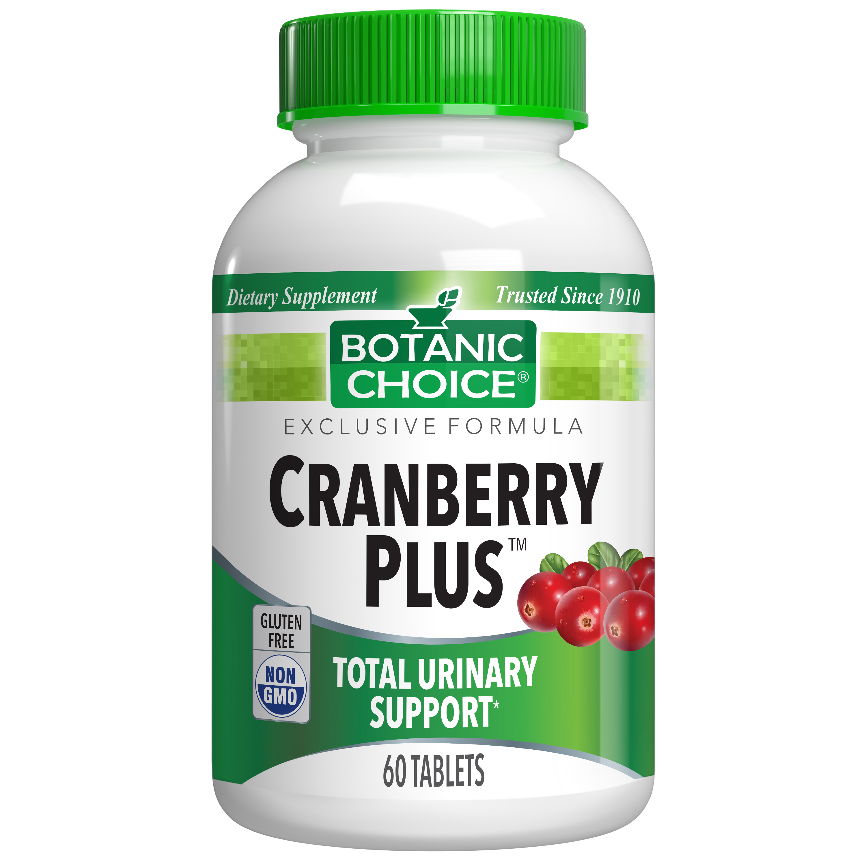 Botanic Choice Cranberry Plus™ - Urinary Support Supplement - 60 Tablets