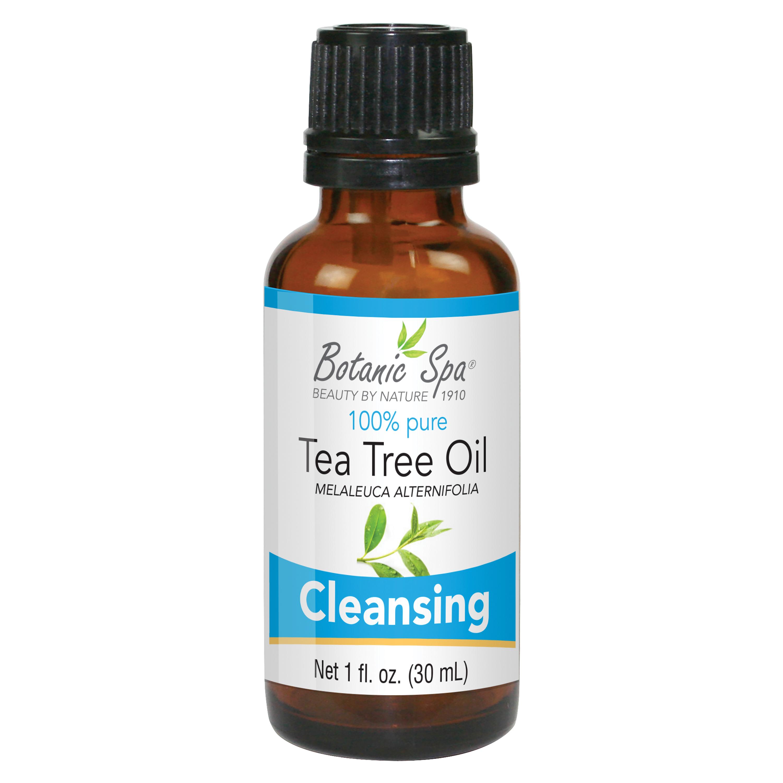 Botanic Spa Tea Tree Aromatherapy and Body Oil - 1 Oz