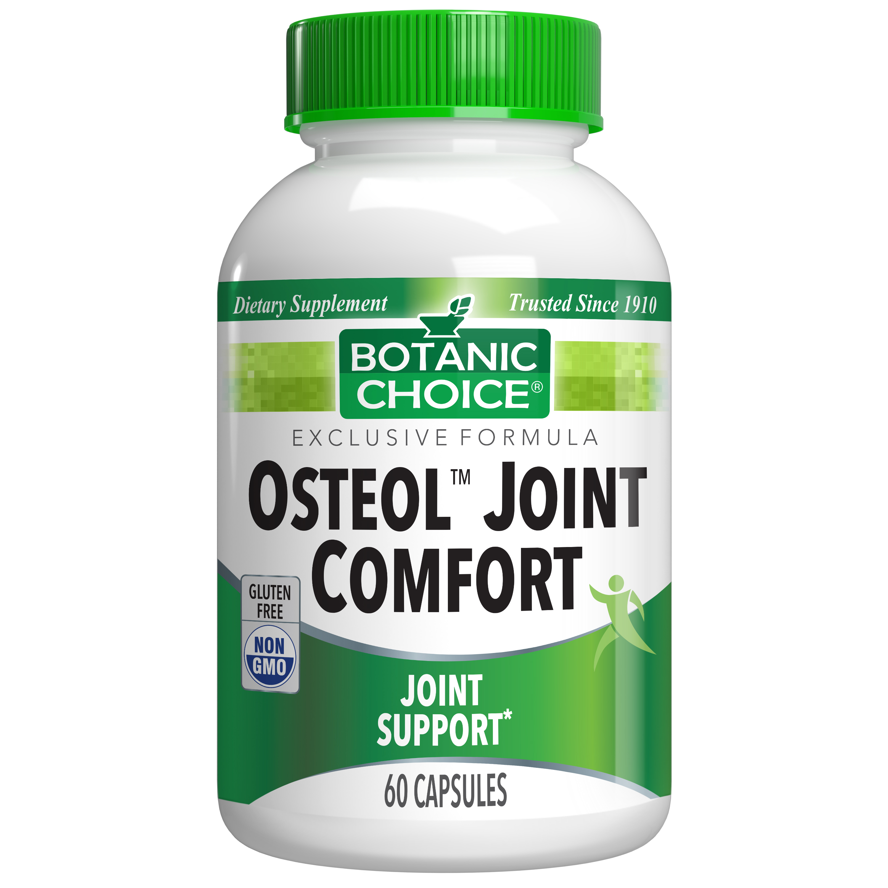 Botanic Choice Osteol™ Joint Comfort™ - Joint Support Supplement - 60 Capsules