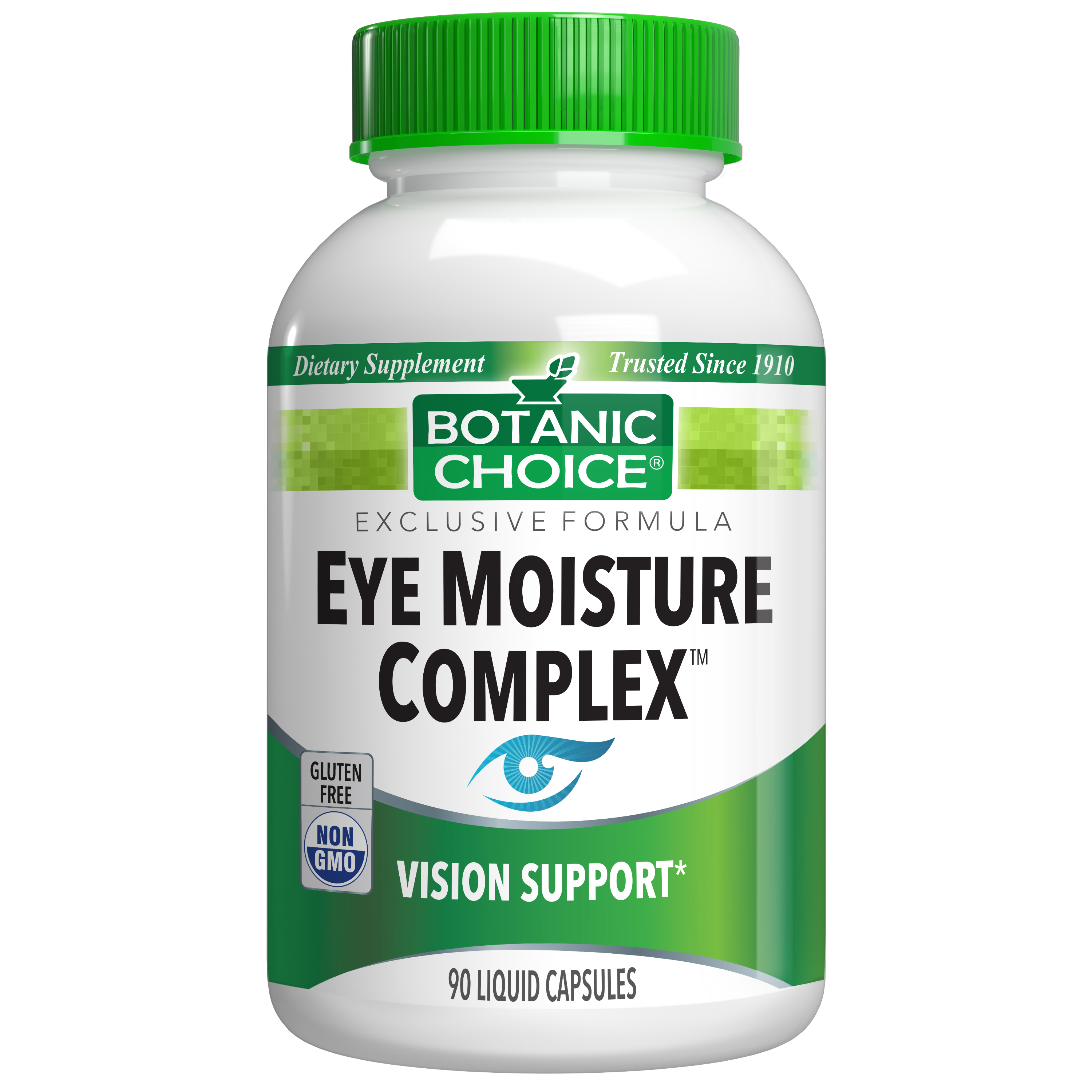 Botanic Choice Eye Moisture Complex™ - Eyes / Vision Support Supplement - 90 Capsules