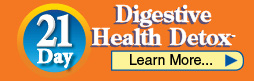 Digestive Health Detox with ehandbook by Stella Metsovas