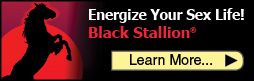 Black Stallion nutritional supplement for male sexual performance