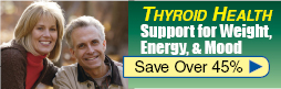 Enjoy the benefits of thyroid supplements