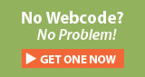 Need a Webcode? Sign Up for Our Email List